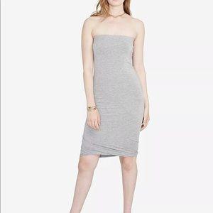 Rachel Rachel Roy Grey Strapless dress size Medium
